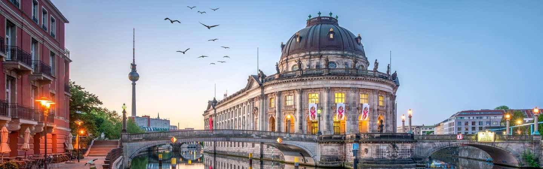 Berlin Reiseziel Museumsinsel
